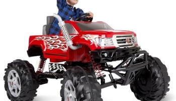 The Children's Ride On Monster Truck