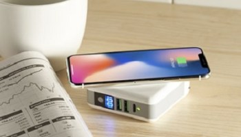 The International Wireless Charger