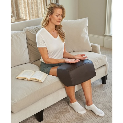 The Heated Compression Massager for Both Knees