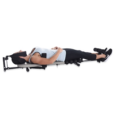 The Cervical Traction Back Stretcher 1