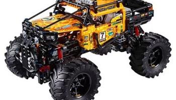 LEGO-Technic-4X4-X-treme-Off-Roader
