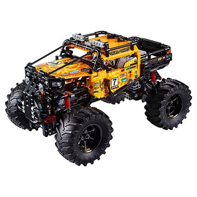 LEGO-Technic-4X4-X-treme-Off-Roader