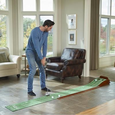 practice putting mat
