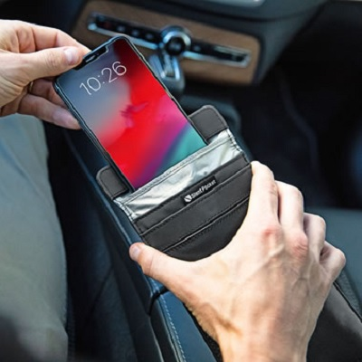 Anti-Hacking Smartphone Sleeve
