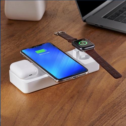 Cordless Apple Device Wireless Charger