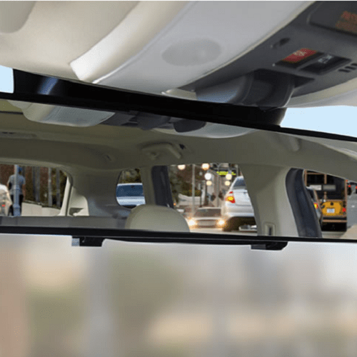 No Blind Spot Rear View Mirror1