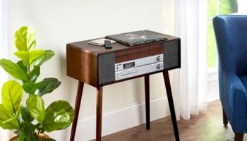 Multi-Format-Music-Console