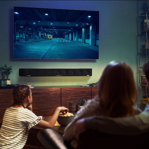Sennheiser 3D Cinema Sound Bar