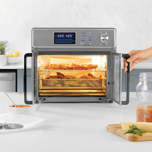 Air Frying Oven And Rotisserie1