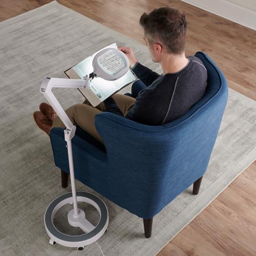 Best Floor Standing Magnifier