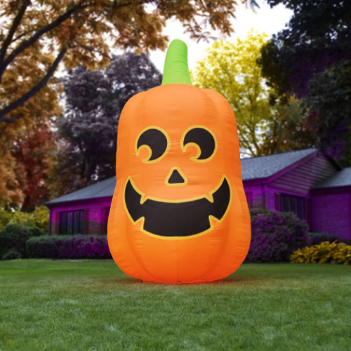 Inflatable Jack O' Lantern1