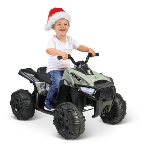 Ride-On Off-Road ATV
