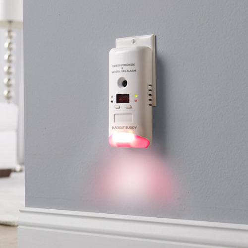 Carbon Monoxide Natural Gas Alarm1