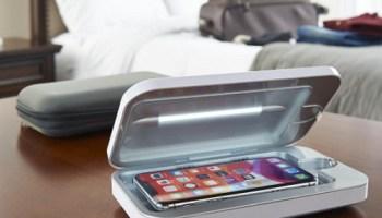 Smartphone-Sanitizer