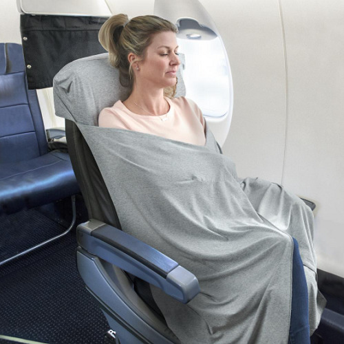 Sanitizing Seat Cover Blanket