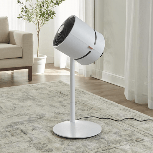 Air Cleaning Ionizing Fan1