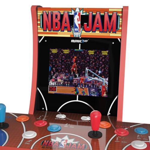 NBA Jam Countertop Arcade