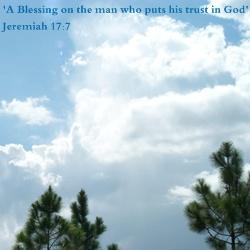Trust in God - Blessing - Jeremiah