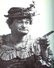 Image result for pantomime dame 1920