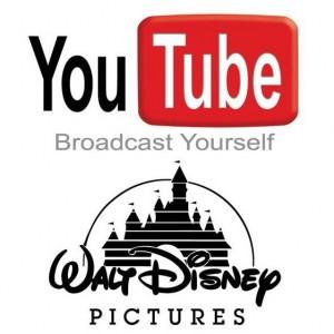 Youtube and Disney