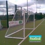 football goalposts, portable goals from ITSA Goal post