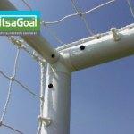 Plastic goalpost