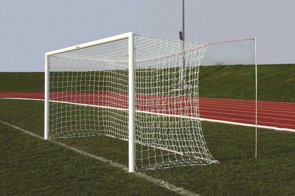 Goal post aluminium 9v9