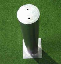 goalpost socket cover