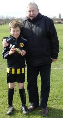 chairman at football