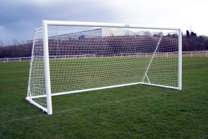 folding goal aluminium free-standing-goal
