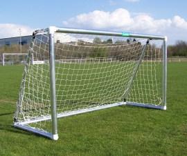 aluminium 6x4 goalpost