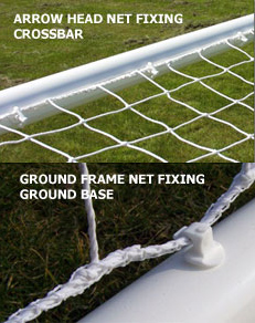 goal net fitting
