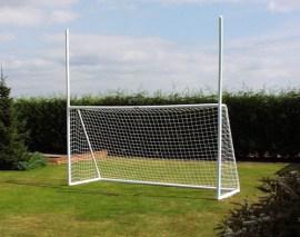 combination football goal 8x6