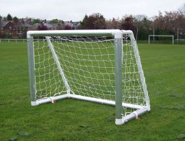 football goals made in aluminium