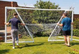 8x6 folding goals quick goal