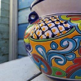 ronde pot detail