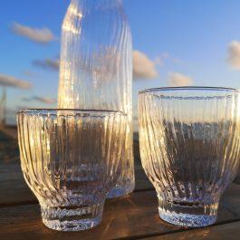 250ml loodvrij kristal glas