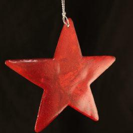 ster rood capiz