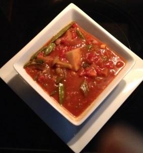 Great Taste - No Waste Vegetable Soup