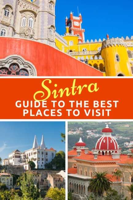 Top Places To Visit In Sintra | Must See Attractions in Portugal's Coastal Town