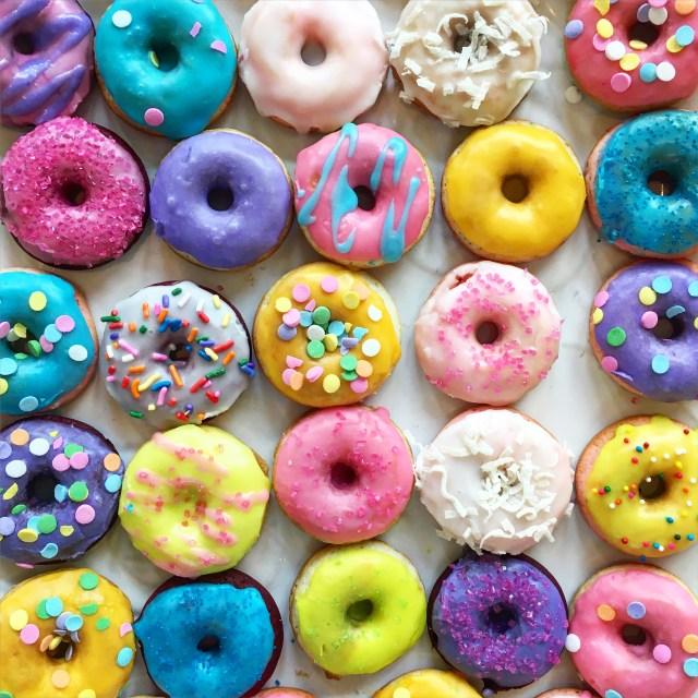Mini Donut Recipe   It's All Chic To Me