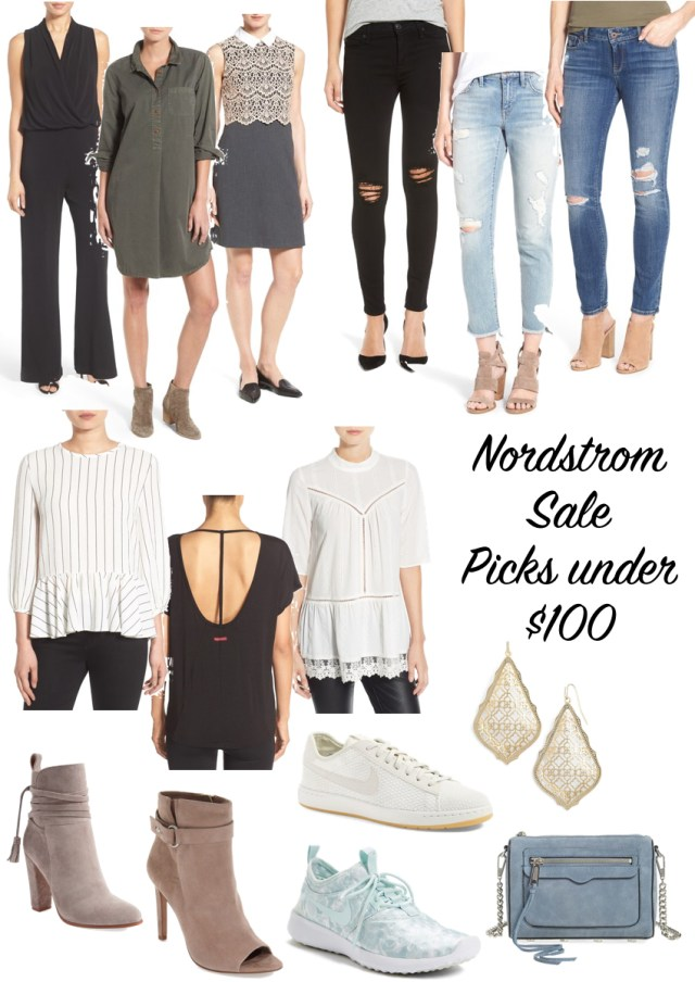 Nordstrom Sale Picks under $100 | NSale Favorites | It's All Chic To Me