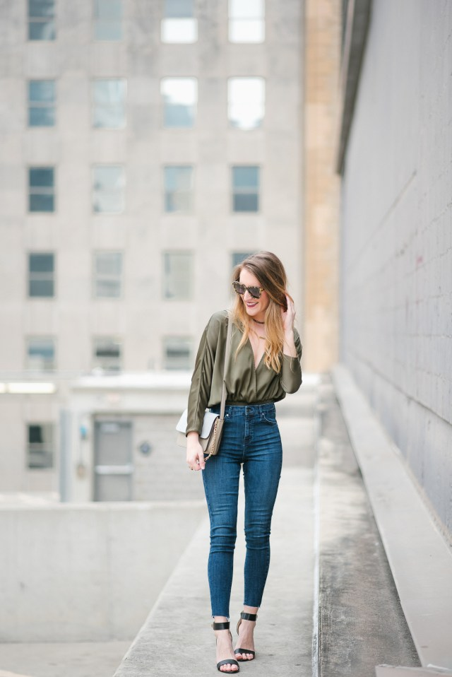 Day to Night Work wear bodysuit style, How to style a bodysuit