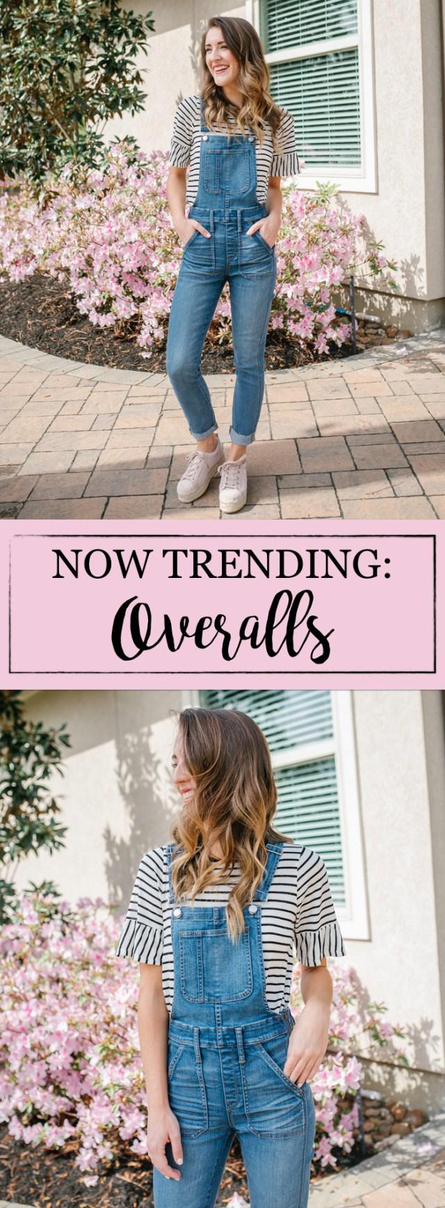 Trending: Overalls