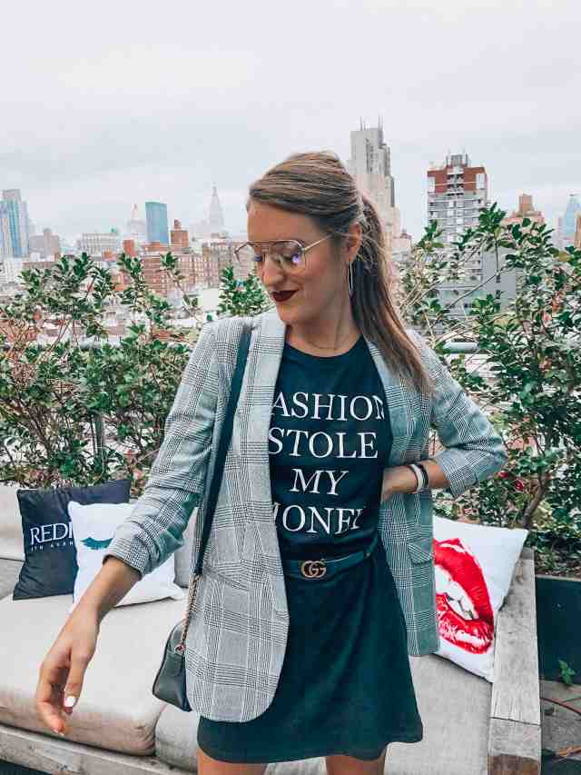 New York Fashion Week Street Style Outfits