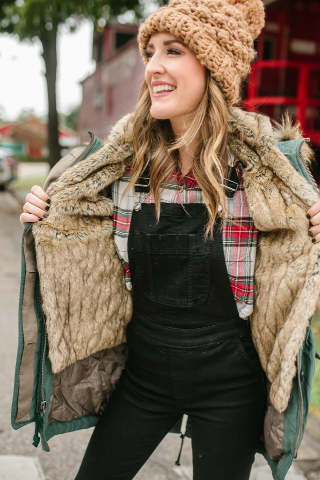 Abercrombie & Fitch Holiday Collection & Parkas