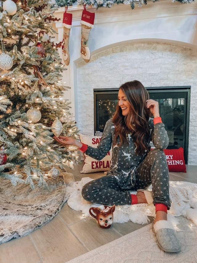 Walmart Holiday Pajamas