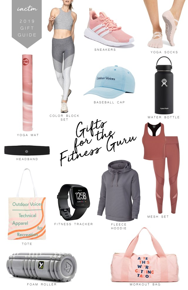 Fitness Lover Gift Guide
