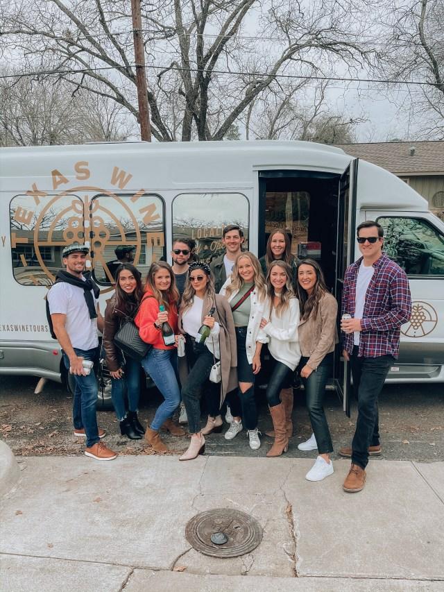 Fredericksburg Winery Tour