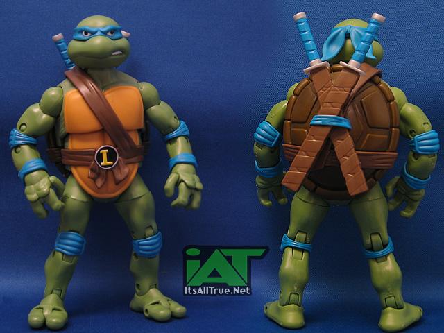 Teenage Mutant Ninja Turtles Classic Leonardo Review It Salltrue Net